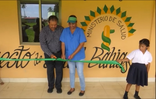 Bahia Azul Health Center Opening