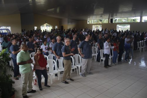 Church in David – Worshiping