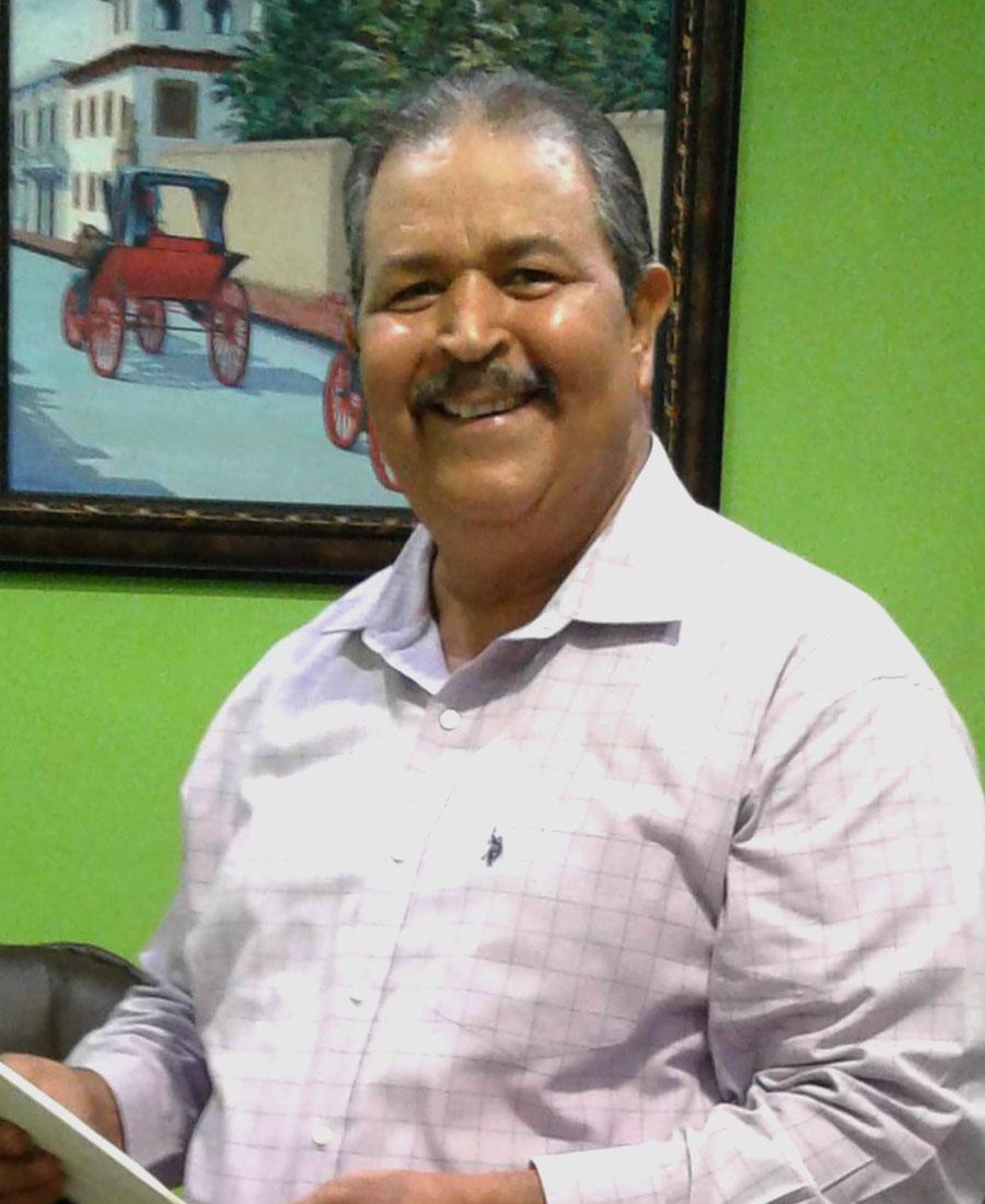 Pastor Juan Rodriguez